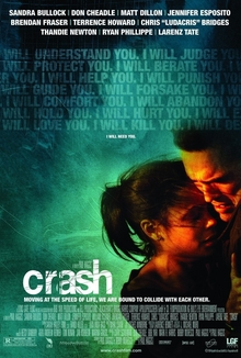 Crash Theatrical Poster