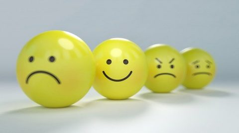 Smiley emotions