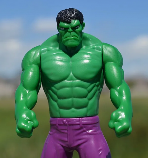 The Hulk (Pixabay)