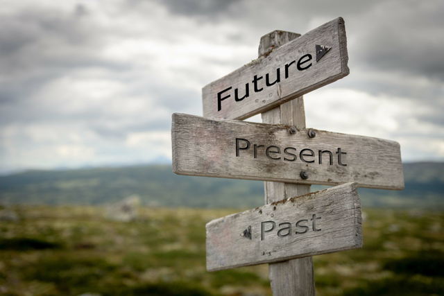 Future, Present, Past