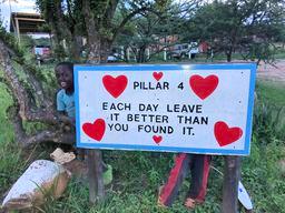 pillar 4 sign